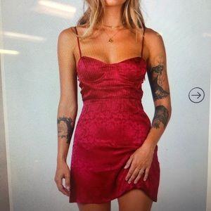 Diva mini dress